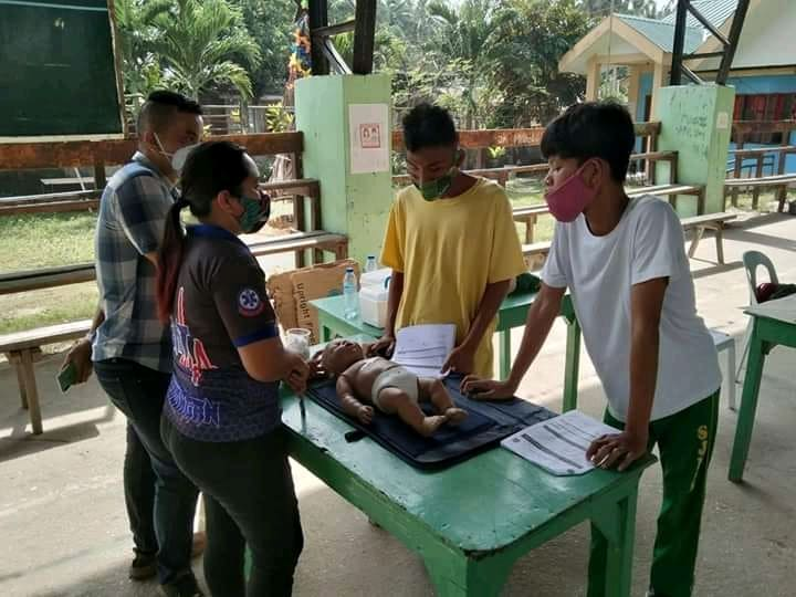 san-vicente-palawan-conducts-basic-life-support-first-aid