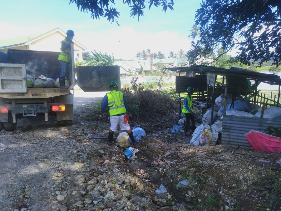 san-vicente-palawan-solid-waste-collection