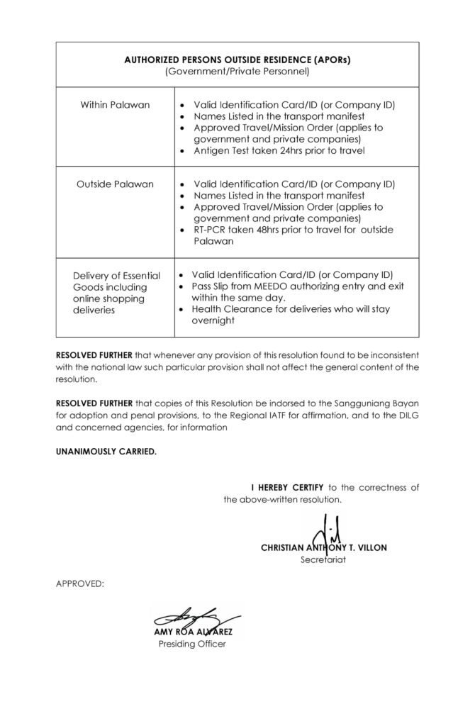 san-vicente-palawan-amended-travel-requirements-for-2021-1