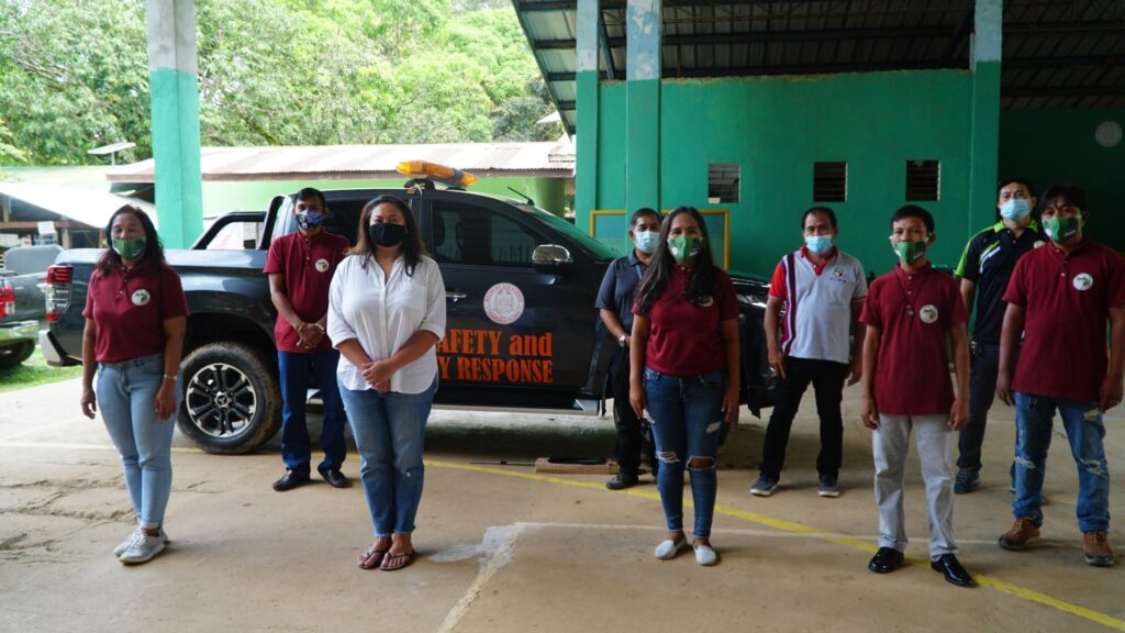 san-vicente-palawan-rescue-vehicle-turn-over-ceremony-at-binga
