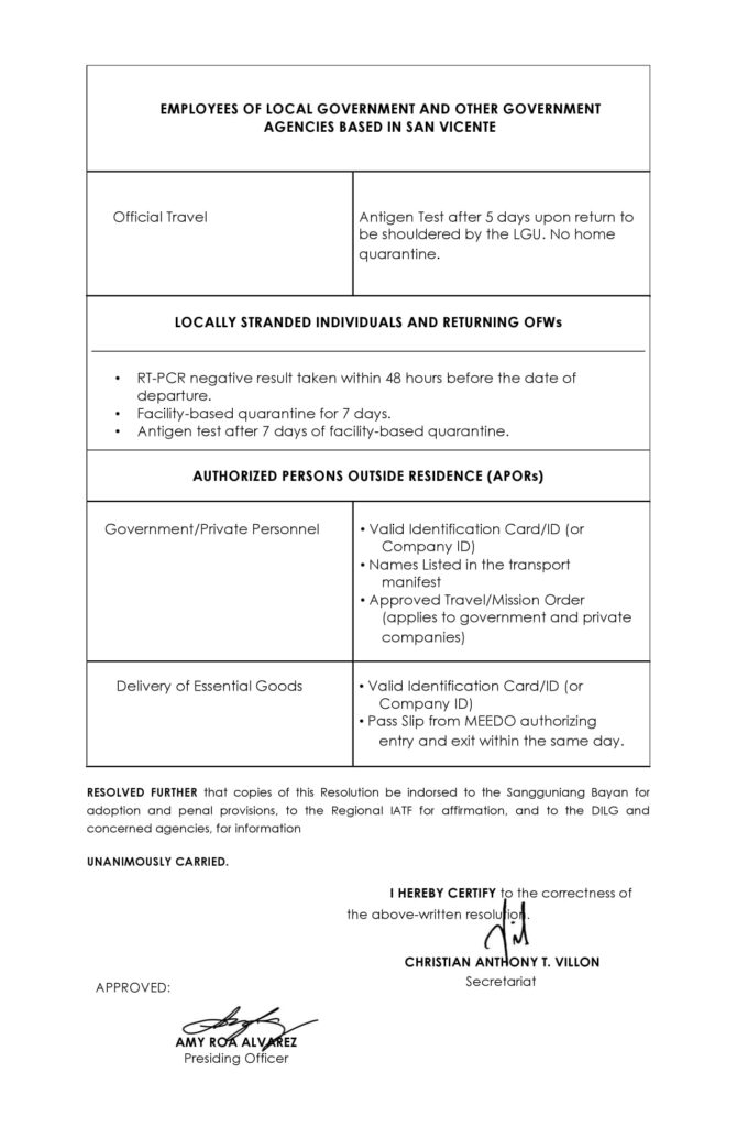 san-vicente-palawan-travel-requirements-for-2021-3