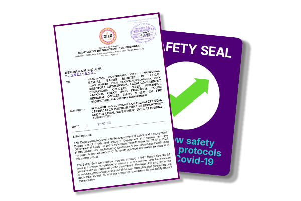 safety-seal-implementing-guidelines